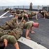 Подготовка к рукопашному бою в полицейской академии США
