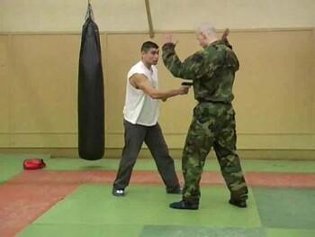 Начальный этап рукопашной подготовки в КГБ - ФСБ