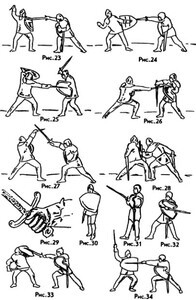 Что такое сценическое фехтование!