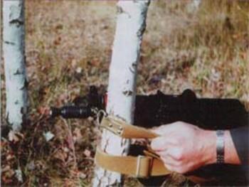 Бой в сумраке леса. Тактика контрпартизанской войны