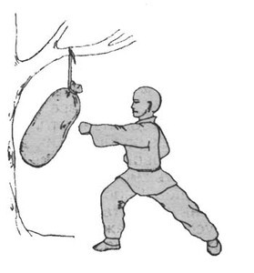 Подготовка мышц к занятиям восточными единоборствами и рукопашным боем
