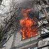 Как вести себя при пожаре в квартире?