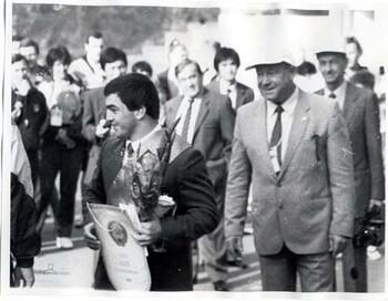 Греко-римская борьба. Лучшие Советские и Российские борцы. 1988г. 24 Олимпиада, Сеул, Корея