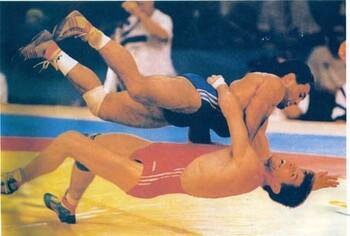 Греко-римская борьба. Лучшие Советские и Российские борцы. 1992г. 25 Олимпиада, Барселона, Испания
