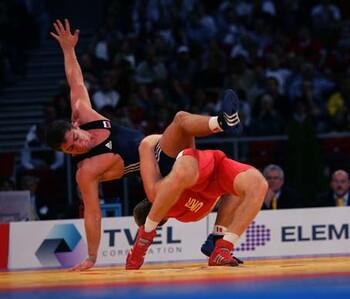 Греко-римская борьба. Лучшие Советские и Российские борцы. 2004г. 28 Олимпиада, Афины, Греция