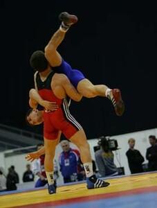 Греко-римская борьба. Лучшие Советские и Российские борцы. 2008г. 29 Олимпиада, Пекин, Китай